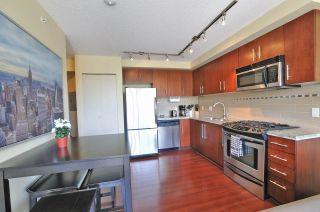 "Photo 1: 508 8288 LANSDOWNE Road in Richmond: Brighouse Condo for sale in ""VERSANTE"" : MLS®# R2377025"