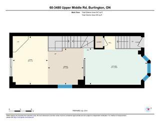 Photo 32: 60 3480 Upper Middle in Burlington: House for sale : MLS®# H4050300