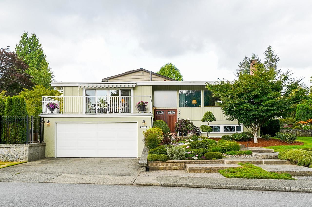 Main Photo: 7587 KRAFT PLACE in Burnaby: Government Road House for sale (Burnaby North)  : MLS®# R2614899
