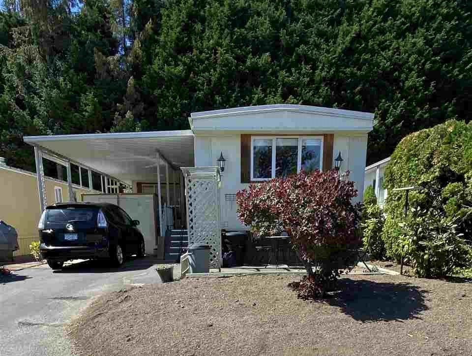 "Main Photo: 57 15875 20 Avenue in Surrey: King George Corridor Manufactured Home for sale in ""SEA RIDGE BAYS"" (South Surrey White Rock)  : MLS®# R2489496"