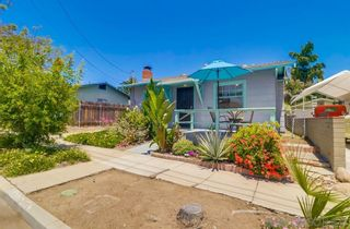 Photo 2: NORMAL HEIGHTS House for sale : 2 bedrooms : 3612 Copley Ave in San Diego