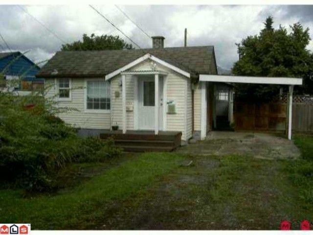 Main Photo: 46153 NORRISH Avenue in Chilliwack: Chilliwack E Young-Yale House for sale : MLS®# H1203045