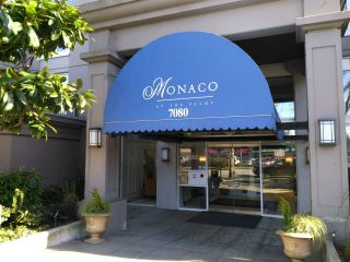 """Photo 1: 1502 7080 ST ALBANS Road in Richmond: Brighouse South Condo for sale in """"MONACO AT THE PALMS"""" : MLS®# R2238976"""
