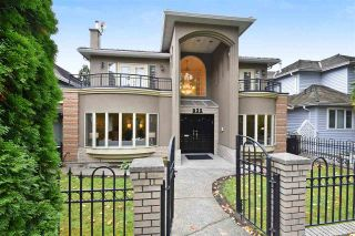 """Photo 1: 835 W 23RD Avenue in Vancouver: Cambie House for sale in """"DOUGLAS PARK/CAMBIE VILLAGE"""" (Vancouver West)  : MLS®# R2477711"""