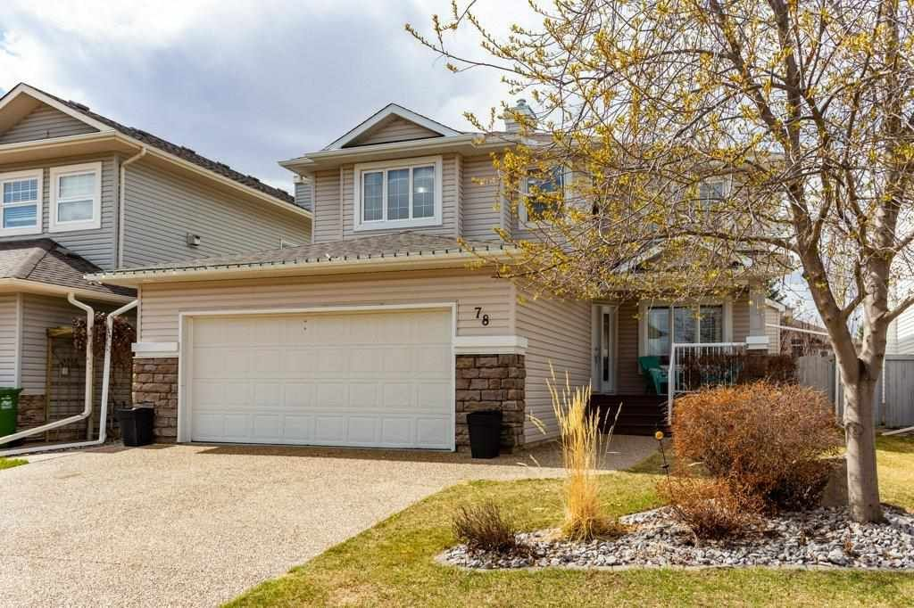 Main Photo: 78 Kendall Crescent: St. Albert House for sale : MLS®# E4240910