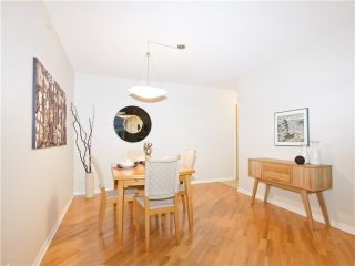 """Photo 5: 706 1575 W 10TH Avenue in Vancouver: Fairview VW Condo for sale in """"THE TRITON"""" (Vancouver West)  : MLS®# V1020833"""