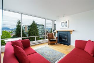 Photo 6: 502 1590 W 8TH Avenue in Vancouver: Fairview VW Condo for sale (Vancouver West)  : MLS®# R2620811