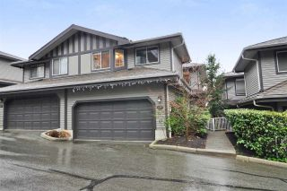 Photo 1: 116 2998 ROBSON Drive in Coquitlam: Westwood Plateau Townhouse for sale : MLS®# R2243655