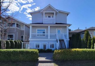 Photo 1: 3112 KINGS Avenue in Vancouver: Collingwood VE Townhouse for sale (Vancouver East)  : MLS®# R2567219
