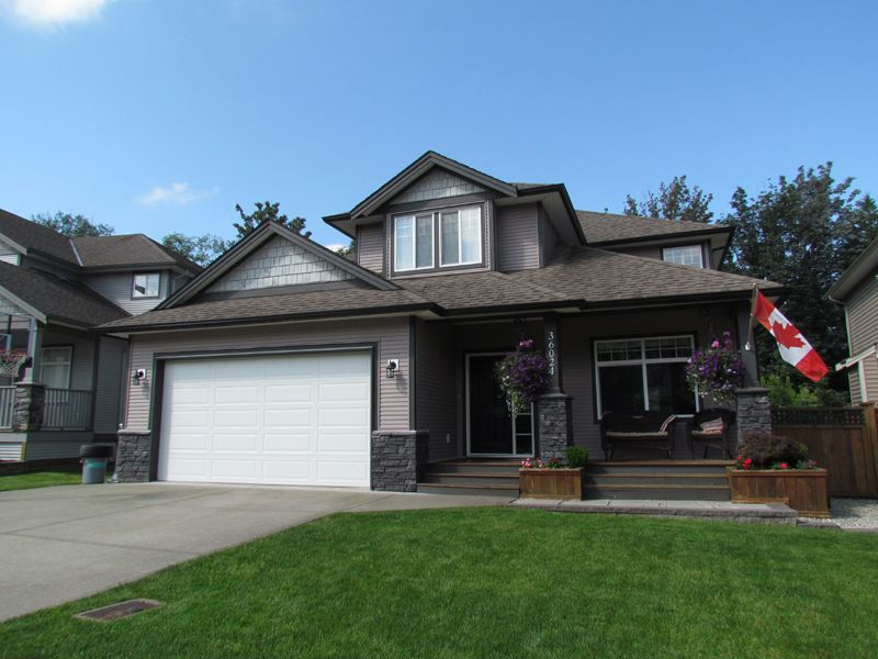 Main Photo: 36024 AUGUSTON PKY SOUTH in ABBOTSFORD: Abbotsford East House for rent (Abbotsford)