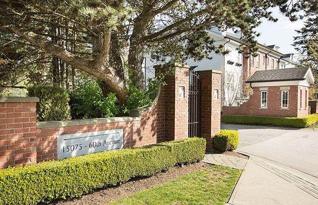 """Photo 1: Photos: 39 15075 60 Avenue in Surrey: Sullivan Station Townhouse for sale in """"NATURE'S WALK"""" : MLS®# R2052983"""