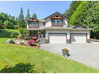 """Photo 1: 27111 122ND Avenue in Maple Ridge: Northeast House for sale in """"ROTHSAY HEIGHTS"""" : MLS®# V1067734"""