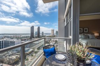 Photo 18: DOWNTOWN Condo for sale : 2 bedrooms : 575 6th Ave #1704 in San Diego