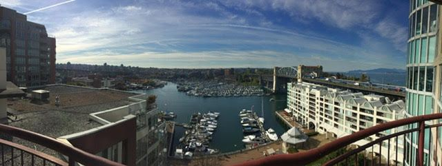 Photo 17: Photos: 1102-1000 Beach in Vancouver: Yaletown False Creek Condo for rent (Downtown Vancouver)