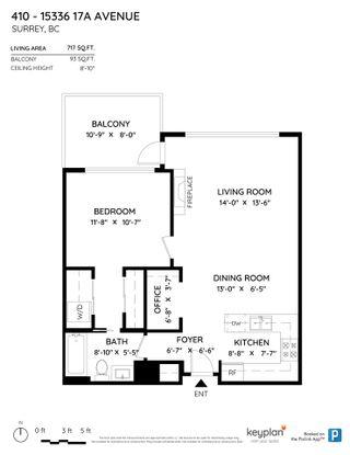 "Photo 28: 410 15336 17A Avenue in Surrey: King George Corridor Condo for sale in ""GEMINI"" (South Surrey White Rock)  : MLS®# R2579912"