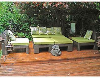 """Photo 2: 106 1963 W 3RD Avenue in Vancouver: Kitsilano Condo for sale in """"LA MIRADA"""" (Vancouver West)  : MLS®# V707276"""