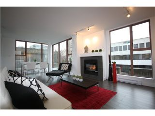 Photo 3: 305 1633 W 8TH Avenue in Vancouver: Fairview VW Condo for sale (Vancouver West)  : MLS®# V1056402