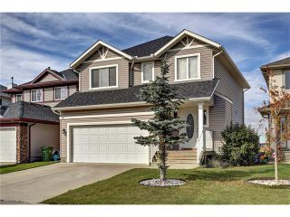 Photo 1: 788 Luxstone Landing SW: Airdrie House for sale : MLS®# C4083627