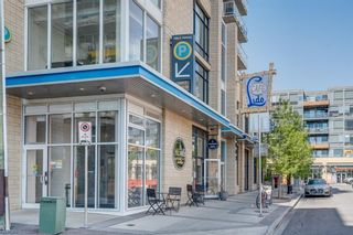 Photo 23: 407 315 9A Street NW in Calgary: Sunnyside Apartment for sale : MLS®# A1122894