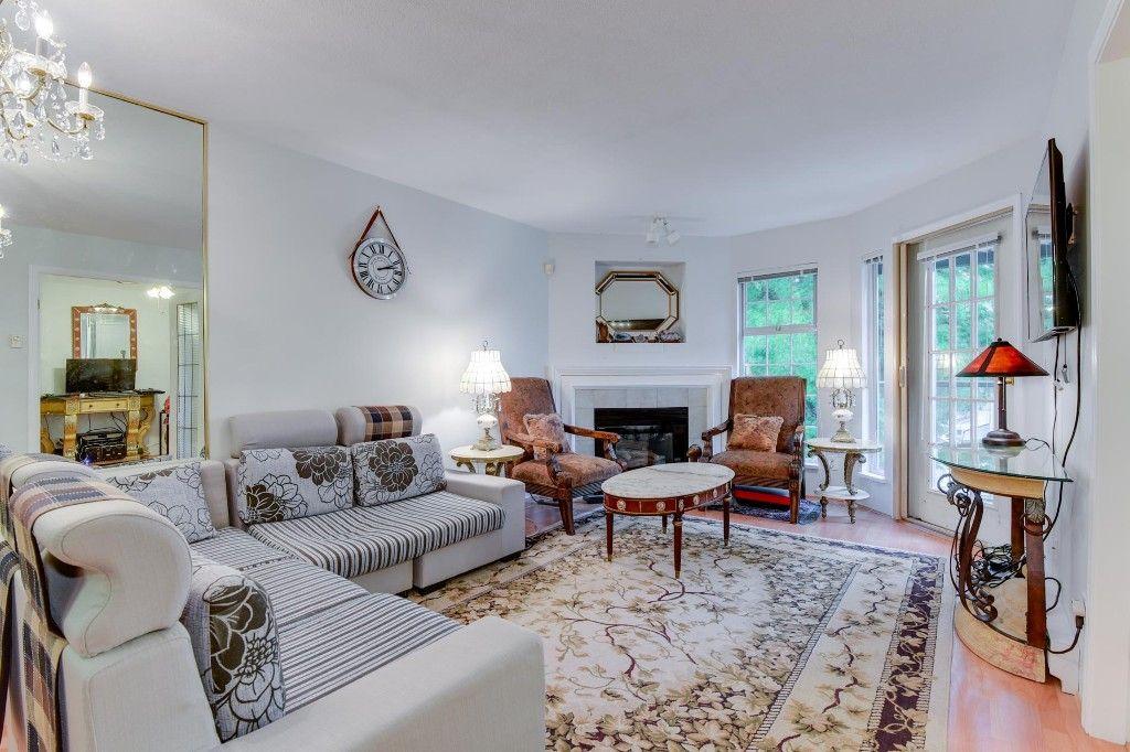 "Main Photo: 308 1155 DUFFERIN Street in Coquitlam: Eagle Ridge CQ Condo for sale in ""DUFFERIN COURT"" : MLS®# R2174034"