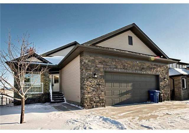 Main Photo: 97 Crystal Green Drive: Okotoks Detached for sale : MLS®# A1118694