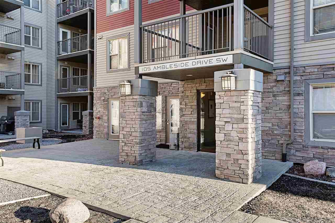 Main Photo: 401 105 AMBLESIDE Drive in Edmonton: Zone 56 Condo for sale : MLS®# E4225647
