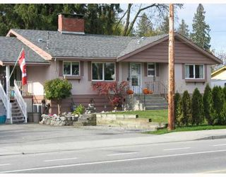 Photo 1: 11627 203RD Street in Maple_Ridge: Southwest Maple Ridge House for sale (Maple Ridge)  : MLS®# V749795