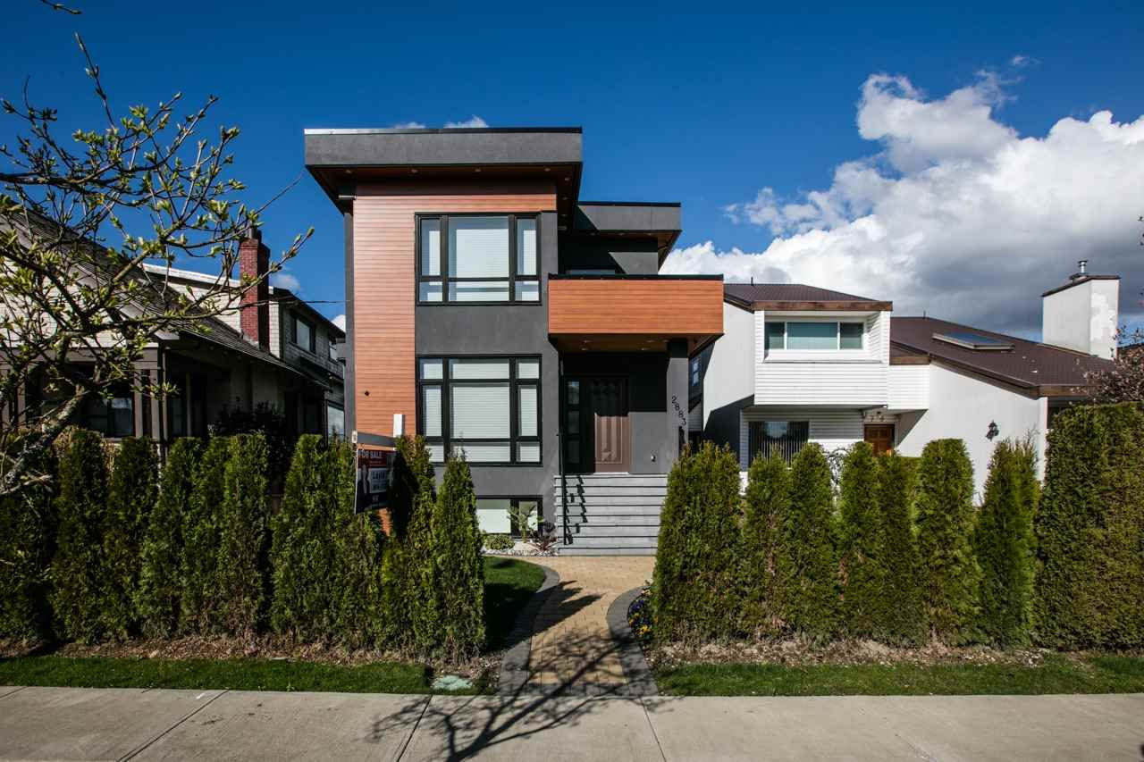 Main Photo: 2883 W 29TH AVENUE in Vancouver: MacKenzie Heights House for sale (Vancouver West)  : MLS®# R2043353