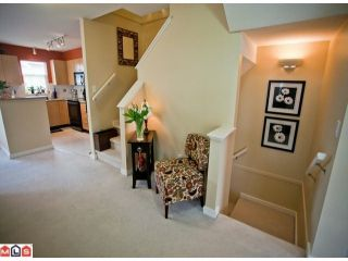 """Photo 7: 168 15236 36TH Avenue in Surrey: Morgan Creek Townhouse for sale in """"SUNDANCE"""" (South Surrey White Rock)  : MLS®# F1107820"""