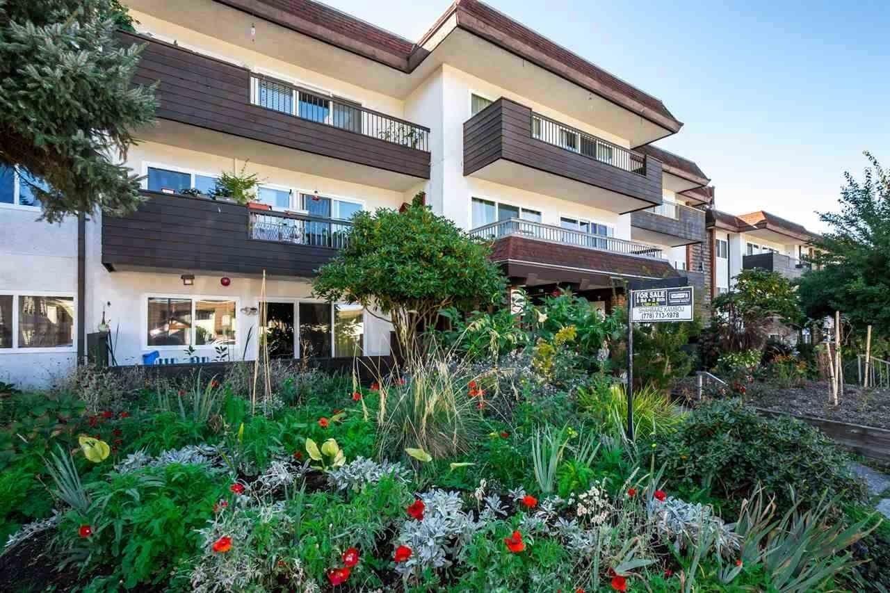 Main Photo: 103 13530 HILTON Road in Surrey: Bolivar Heights Condo for sale (North Surrey)  : MLS®# R2601001