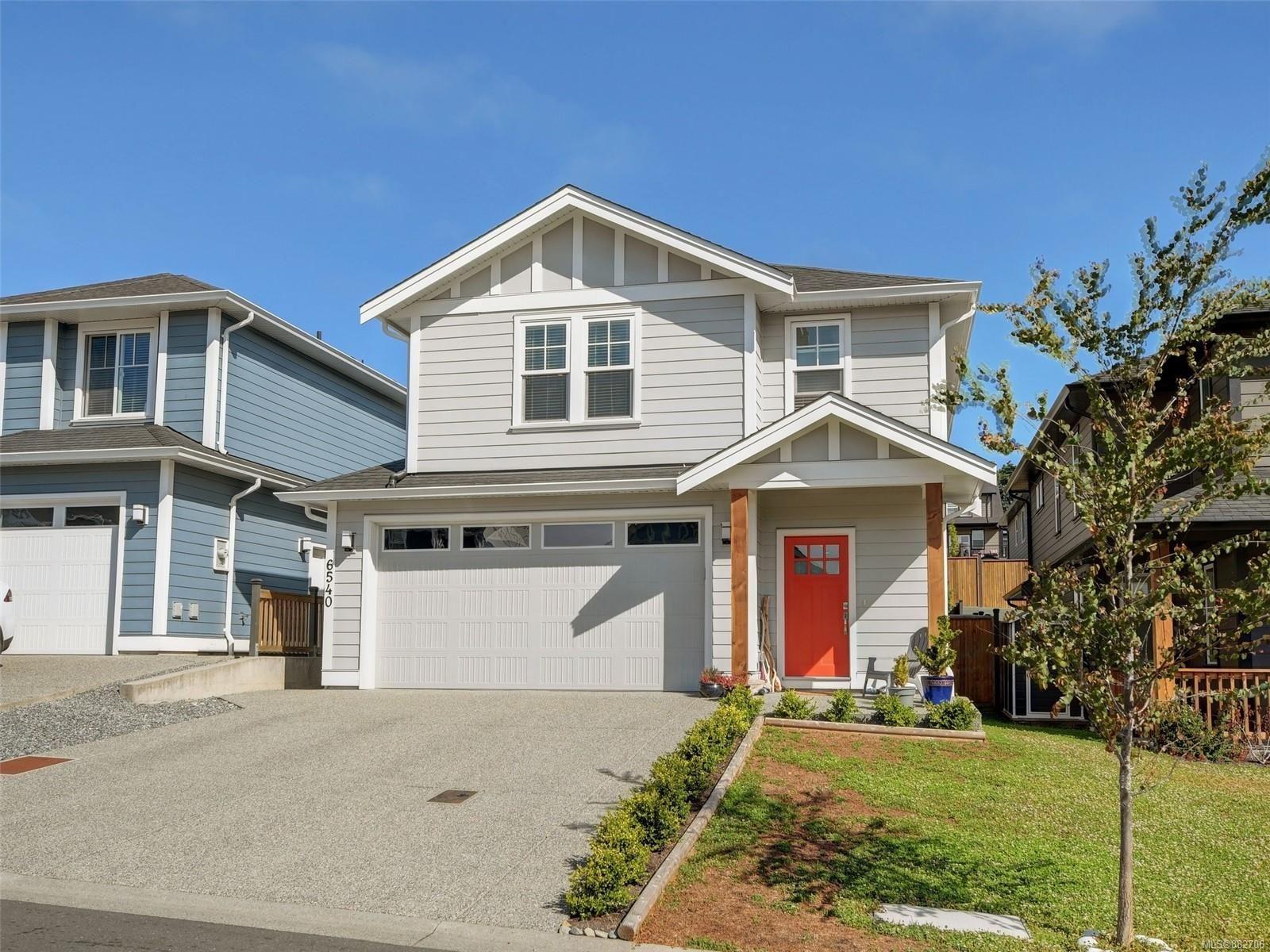 Main Photo: 6540 Arranwood Dr in : Sk Sooke Vill Core House for sale (Sooke)  : MLS®# 882706