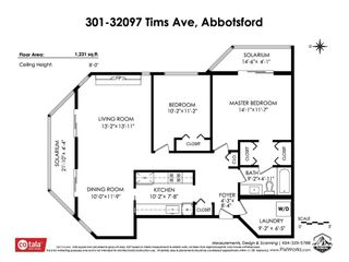 Photo 37: 301 32097 TIMS Avenue in Abbotsford: Abbotsford West Condo for sale : MLS®# R2482419