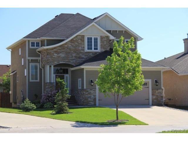 Photo 2: Photos: 39 Portside Drive in Winnipeg: Van Hull Estates Residential for sale (2C)  : MLS®# 1703911