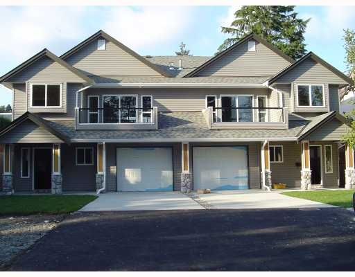 Main Photo: 1015B THOMAS Avenue in Coquitlam: Maillardville 1/2 Duplex for sale : MLS®# V683259