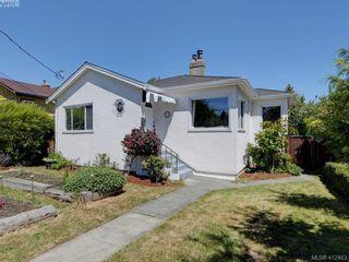 Photo 1: 2551 Foul Bay Rd in VICTORIA: OB Henderson House for sale (Oak Bay)  : MLS®# 817904