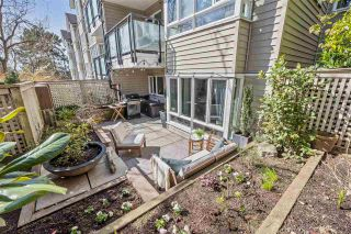 """Photo 2: 107 1823 E GEORGIA Street in Vancouver: Hastings Condo for sale in """"Georgia Court"""" (Vancouver East)  : MLS®# R2564367"""