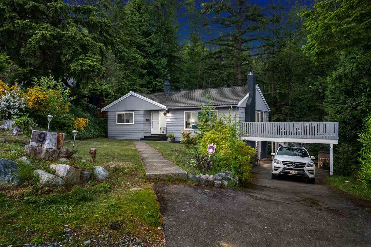 Main Photo: 59 GLENMORE Drive in West Vancouver: Glenmore House for sale : MLS®# R2546718