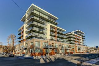 Main Photo: 2608 1234 5 Avenue NW in Calgary: Hillhurst Apartment for sale : MLS®# A1090810