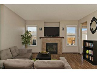 Photo 6: 110 AUTUMN Green SE in CALGARY: Auburn Bay Residential Attached for sale (Calgary)  : MLS®# C3566172