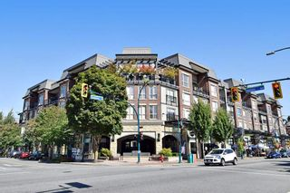 Photo 1: 215 2627 SHAUGHNESSY STREET in Port Coquitlam: Central Pt Coquitlam Condo for sale : MLS®# R2148005