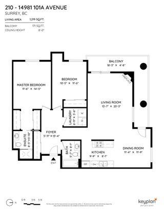 "Photo 29: 210 14981 101A Avenue in Surrey: Guildford Condo for sale in ""Cartier Place"" (North Surrey)  : MLS®# R2617168"
