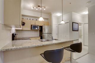"""Photo 6: 107 17769 57 Avenue in Surrey: Cloverdale BC Condo for sale in """"CLOVER DOWNS"""" (Cloverdale)  : MLS®# R2542061"""