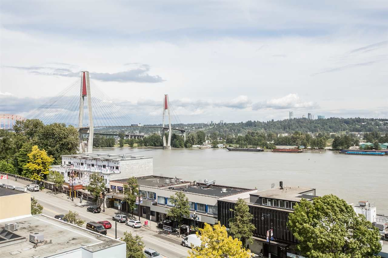 """Photo 4: Photos: 500 328 CLARKSON Street in New Westminster: Downtown NW Condo for sale in """"HIGHBOURNE TOWER"""" : MLS®# R2305428"""