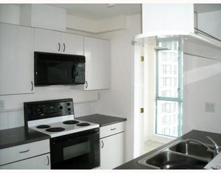 "Photo 3: 2107 939 HOMER Street in Vancouver: Downtown VW Condo for sale in ""THE PINNACLE"" (Vancouver West)  : MLS®# V746950"