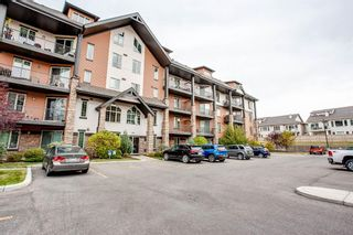 Photo 25: 222 15 Sunset Square: Cochrane Row/Townhouse for sale : MLS®# A1060876