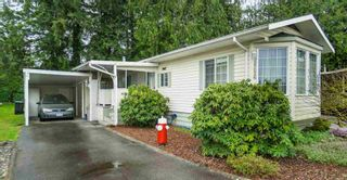 Photo 1: 19626 Pinyon Lane in Pitt Meadows: Manufactured Home for sale : MLS®# R2356376