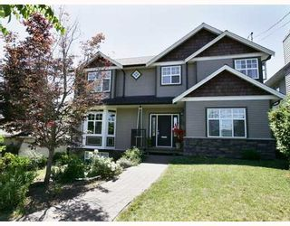 Photo 1: 414 ALBERTA Street in New_Westminster: The Heights NW House for sale (New Westminster)  : MLS®# V754635