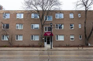 Main Photo: 2 550 Corydon Avenue in Winnipeg: Crescentwood Condominium for sale (1B)  : MLS®# 202111078