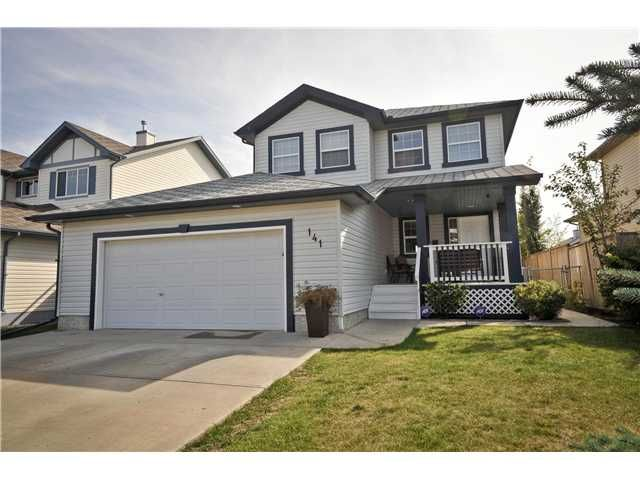 Main Photo: 141 Westcreek Close: Chestermere Residential Detached Single Family for sale : MLS®# C3636615