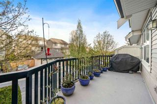 """Photo 10: 3357 DEVONSHIRE Avenue in Coquitlam: Burke Mountain Townhouse for sale in """"BELMONT PARK"""" : MLS®# R2570400"""